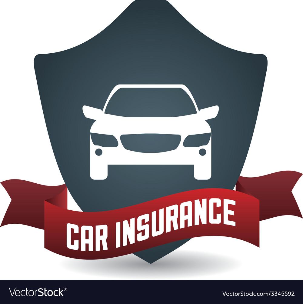 Car insurance design vector | Price: 1 Credit (USD $1)
