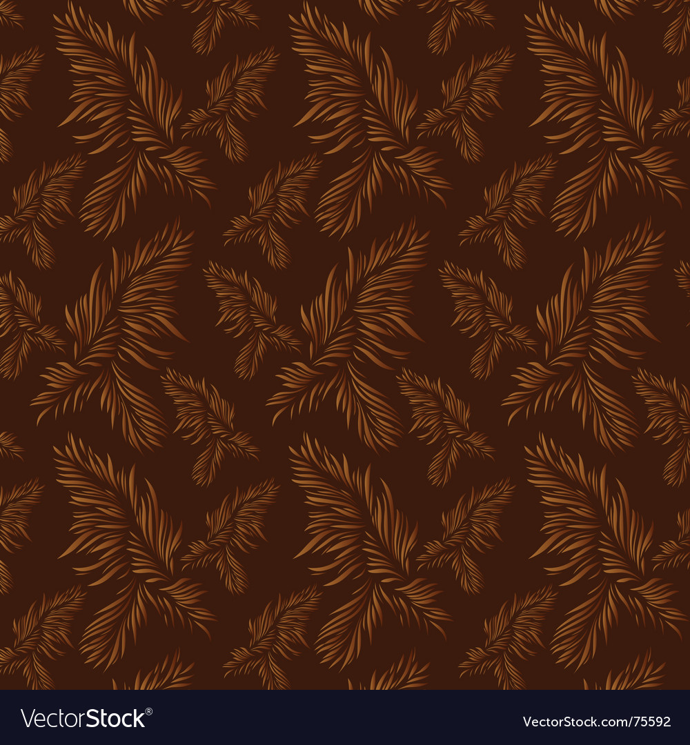 Leaf seamless vector | Price: 1 Credit (USD $1)