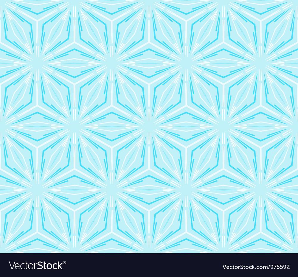 Vintage winter wallpaper pattern seamless vector   Price: 1 Credit (USD $1)