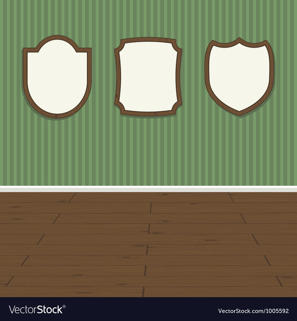 Wall plaques vector | Price: 1 Credit (USD $1)