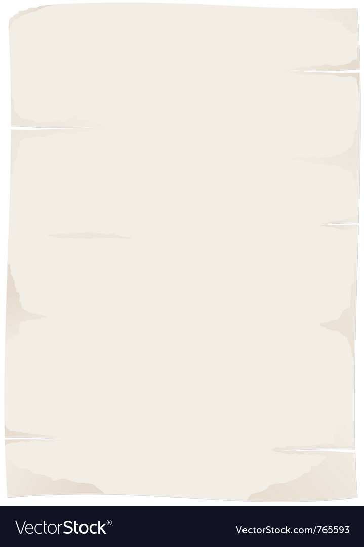 Paper papyrus vector | Price: 1 Credit (USD $1)
