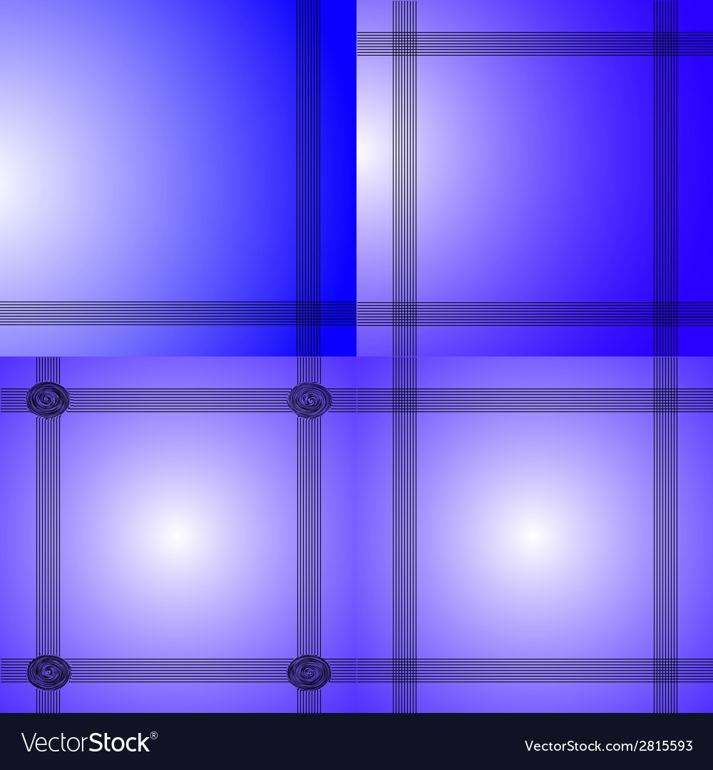Set of colour elegant abstract blue background vector | Price: 1 Credit (USD $1)