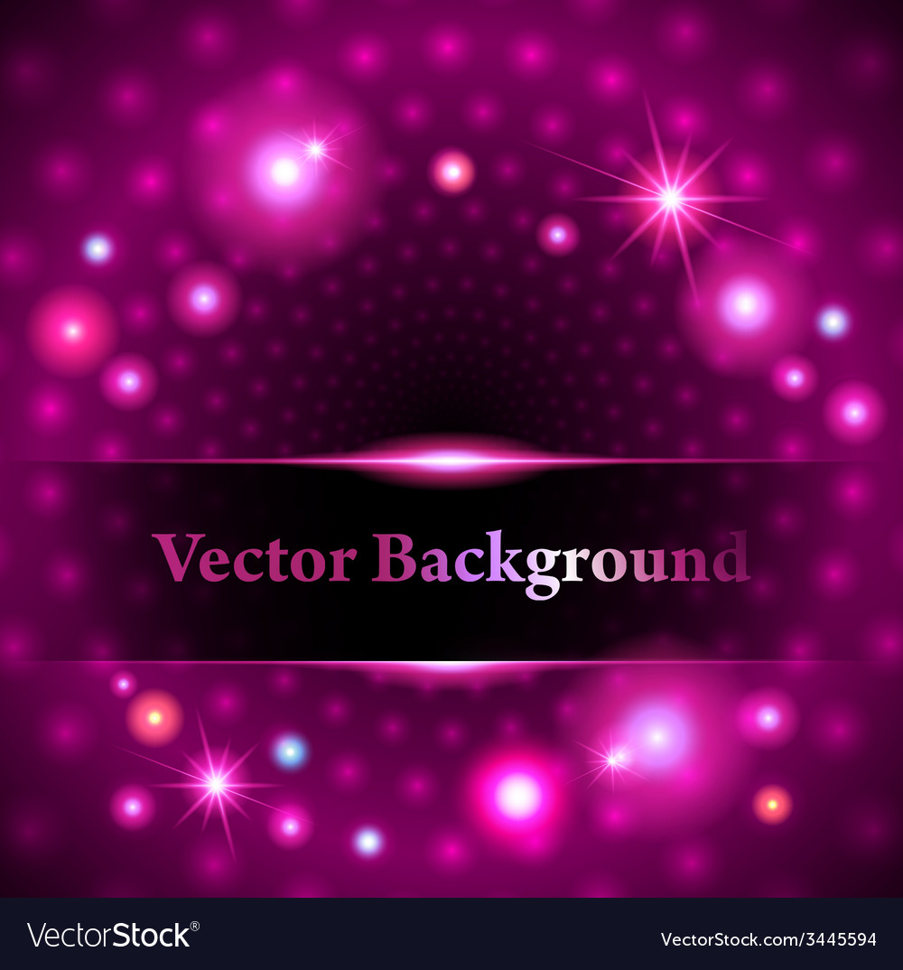 Disco background with place for your text vector | Price: 1 Credit (USD $1)