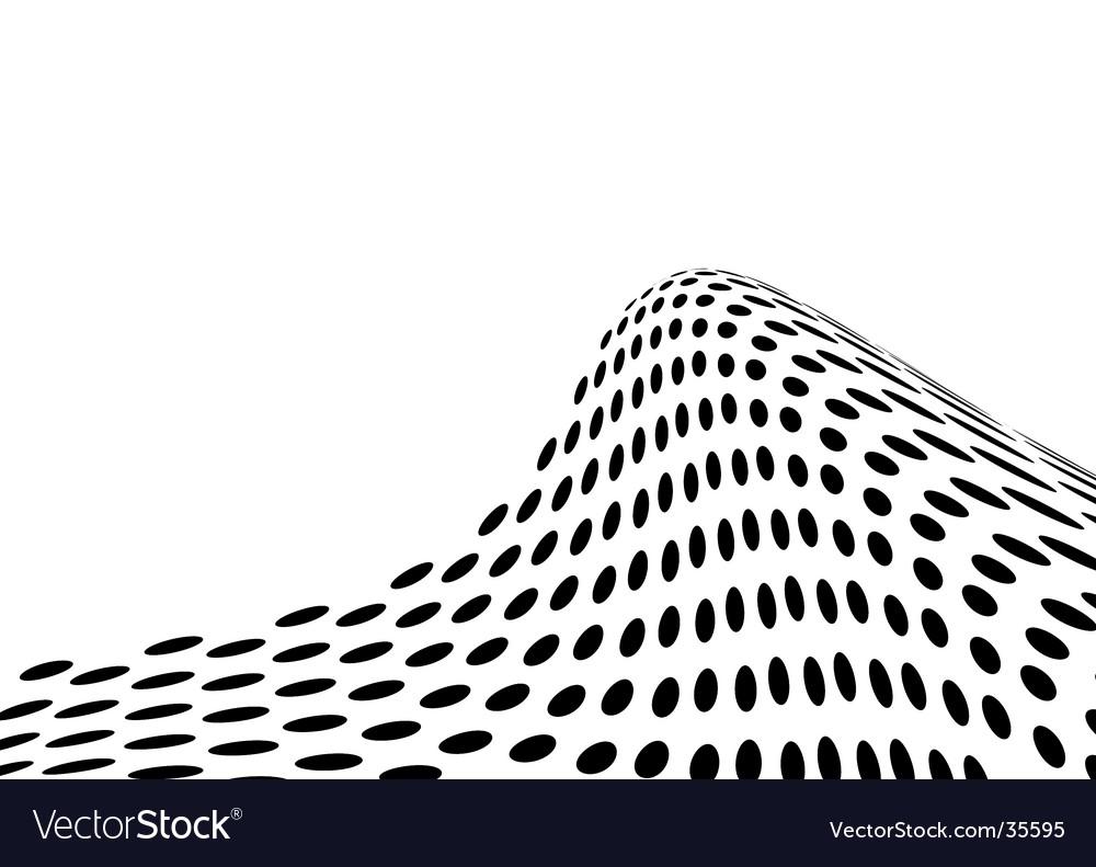 Round wave vector | Price: 1 Credit (USD $1)