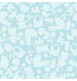 Boy baby shower seamless pattern vector