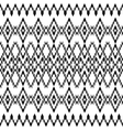 Ethnic black texture vector