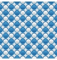 Blue and white seamless volume texture vector