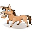 Horse cartoon vector