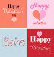 Stok vektor with love vector