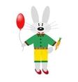 Cartoon bunny vector