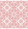 Seamless pattern with ethnic lace ornament vector