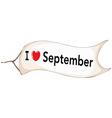 September vector