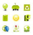 Ecology icons 2 - bella series vector