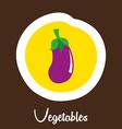 Vegetable design vector