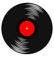 Vinyl gramophone record vector