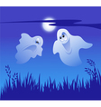 Two ghosts vector