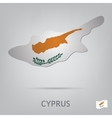 Country cyprus vector