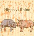 Hippo rhino vector