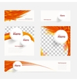 Brochure with circles and wave vector