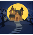 Witch house vector