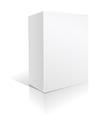 White general box vector
