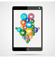 Download tablet vector