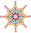 Beautiful aum design vector