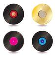Vinyl lp vector