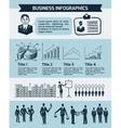 Sketch business people vector