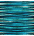 Seamless knitted melange pattern vector