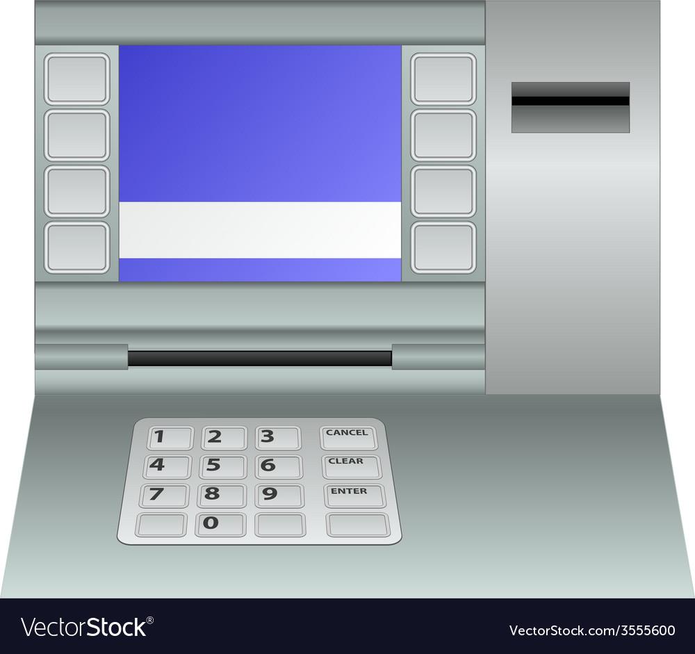 Atm vector | Price: 1 Credit (USD $1)