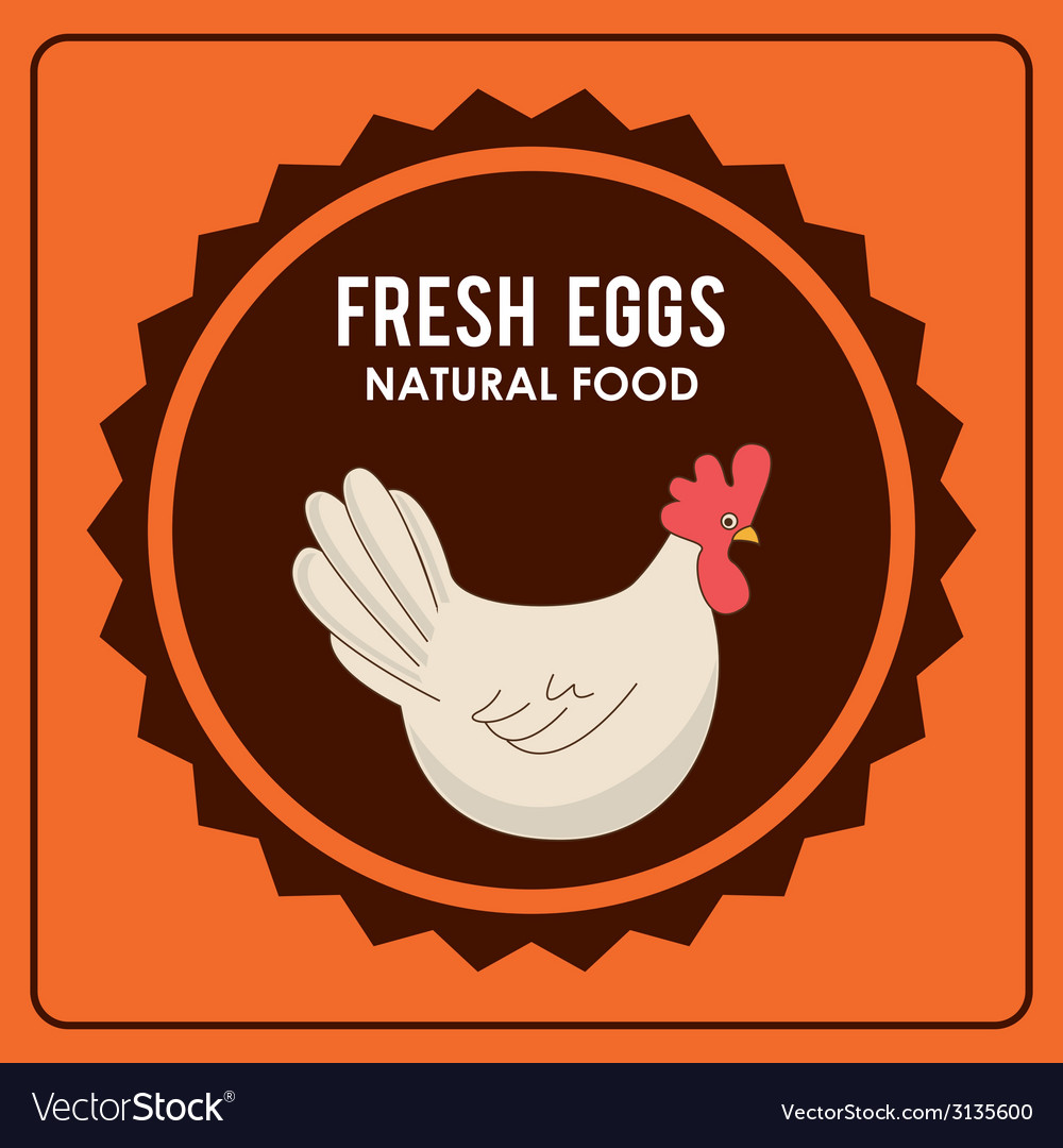 Eggs design vector | Price: 1 Credit (USD $1)