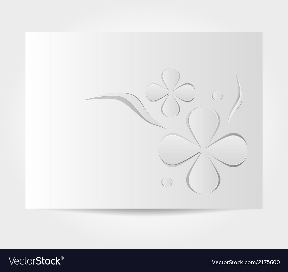 Paper flowers vector   Price: 1 Credit (USD $1)
