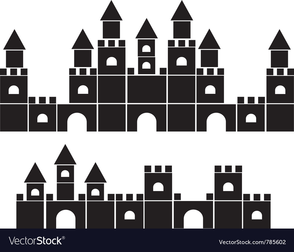 Palace icon vector | Price: 1 Credit (USD $1)