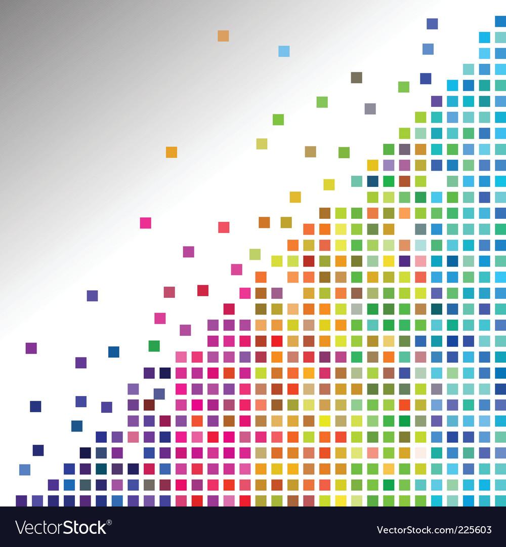 Mosaic tiles vector | Price: 1 Credit (USD $1)