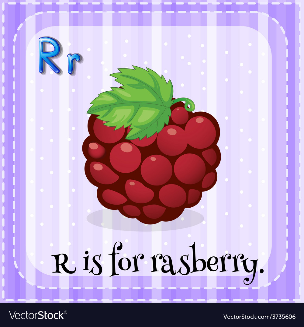 Letter r vector | Price: 1 Credit (USD $1)