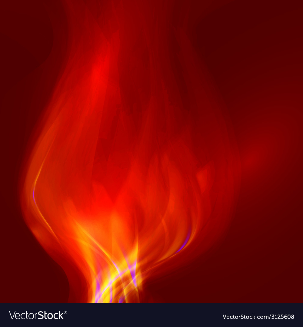Abstract magical flame vector   Price: 1 Credit (USD $1)