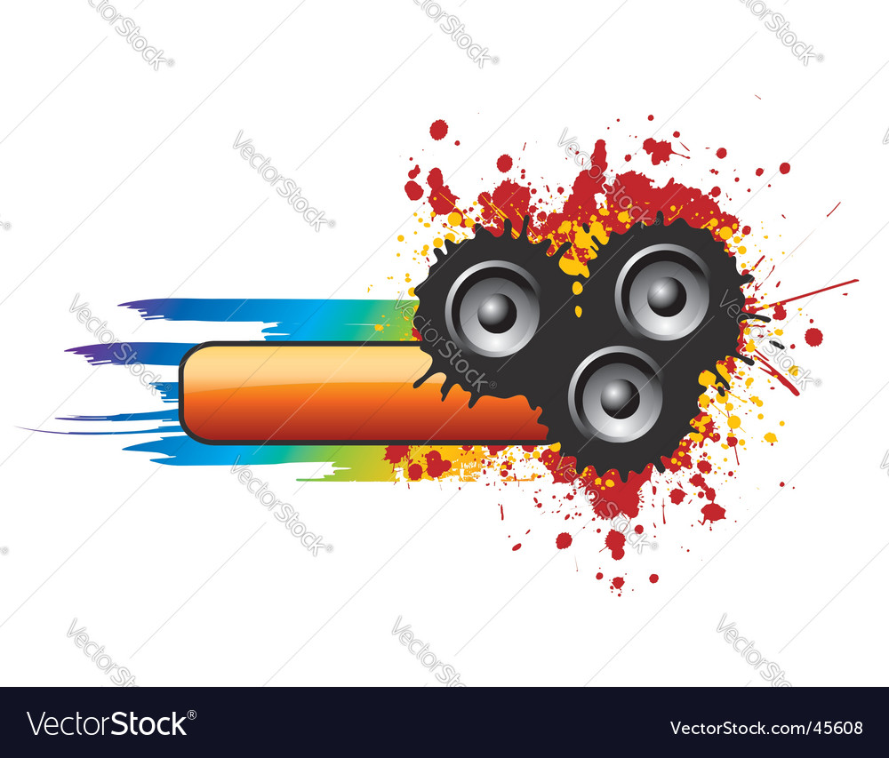 Music banner vector | Price: 1 Credit (USD $1)