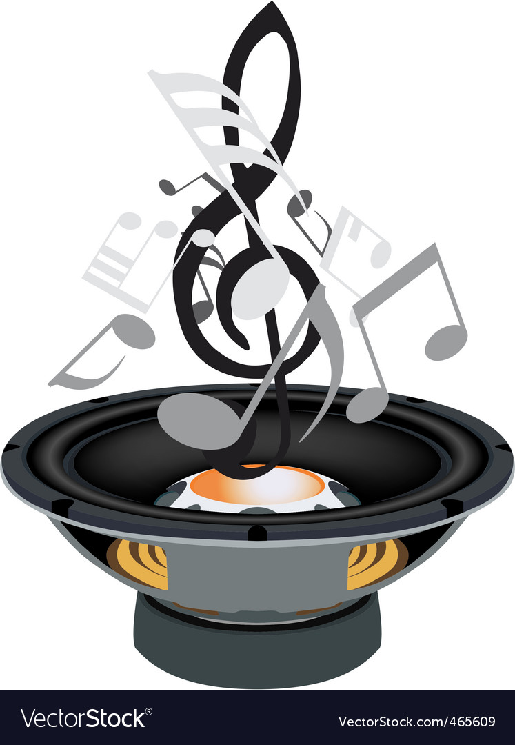 Musical grunge background vector   Price: 1 Credit (USD $1)