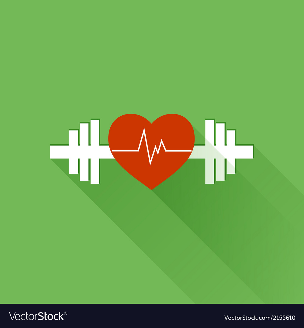 Healthy sports vector | Price: 1 Credit (USD $1)