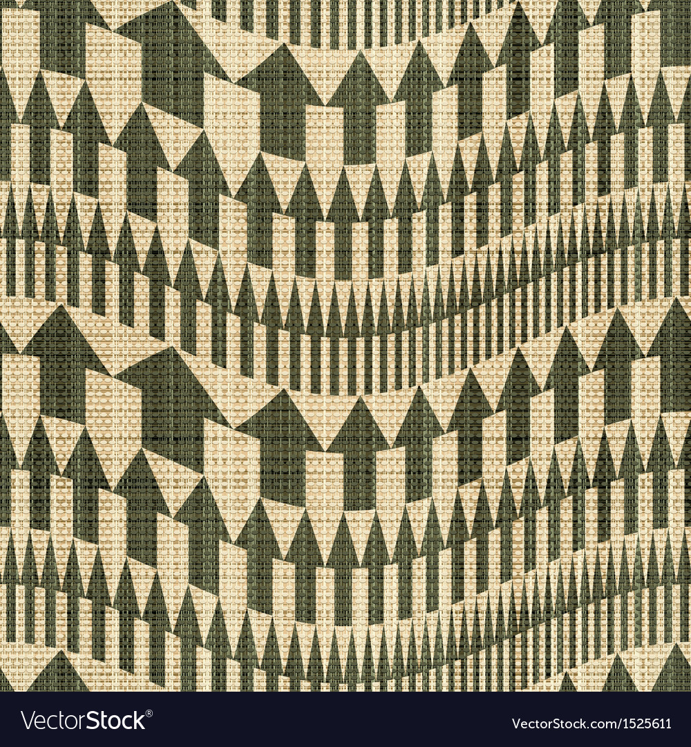 Abstract textile print vector | Price: 1 Credit (USD $1)
