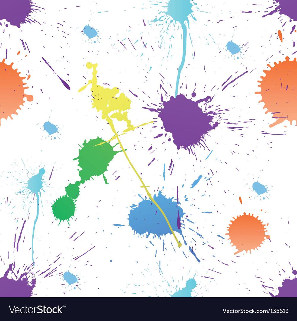 Grunge seamless pattern vector | Price: 1 Credit (USD $1)