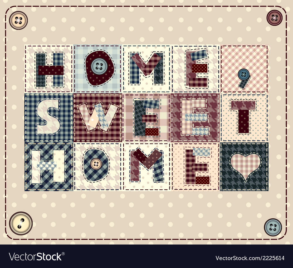 Home sweet vector | Price: 1 Credit (USD $1)