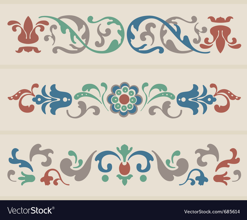 Russian ornament vector | Price: 1 Credit (USD $1)
