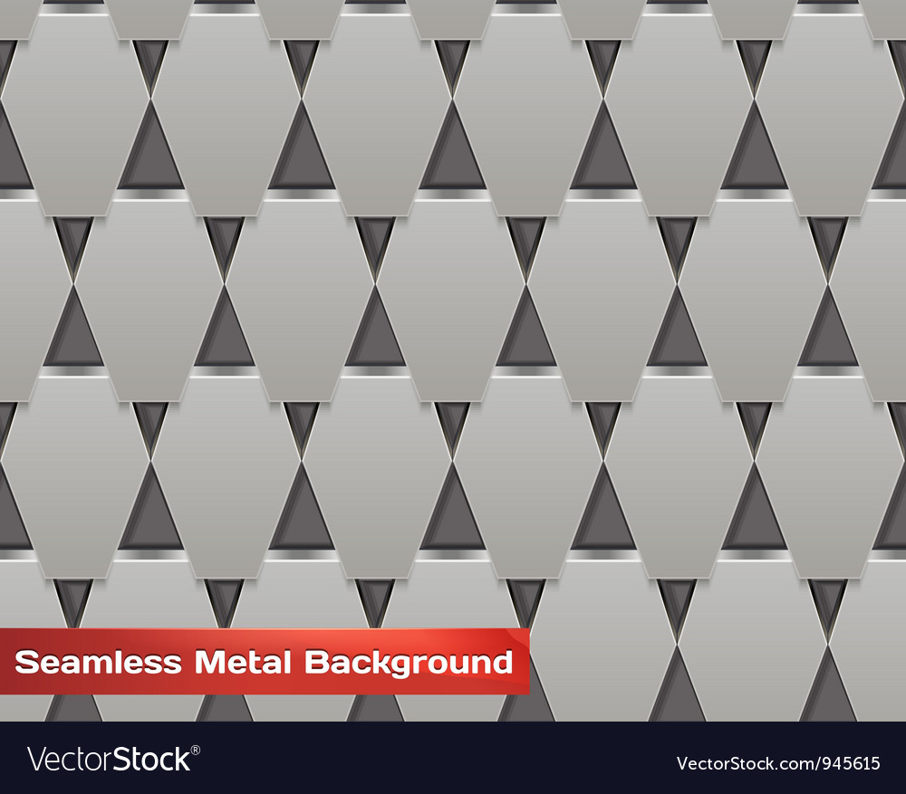 Seamless metal background vector | Price: 1 Credit (USD $1)