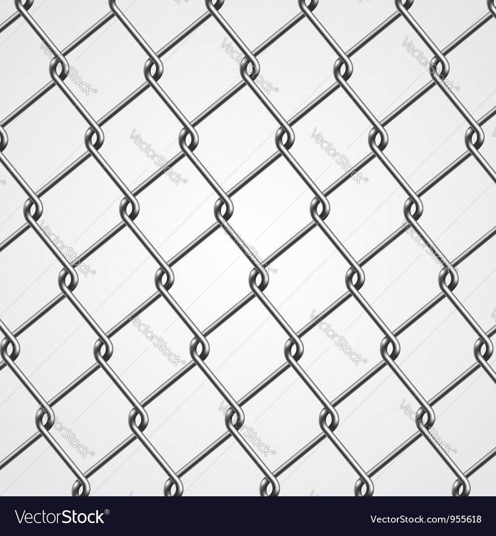 Metal fence vector | Price: 1 Credit (USD $1)