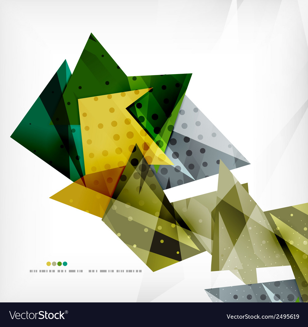 Futuristic shapes abstract background vector   Price: 1 Credit (USD $1)
