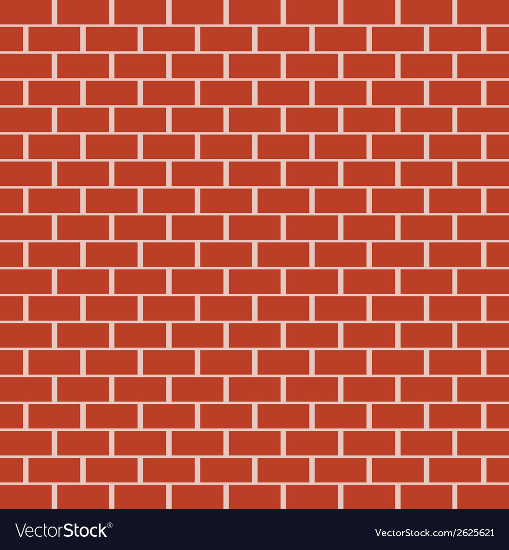 Brick pattern vector | Price: 1 Credit (USD $1)