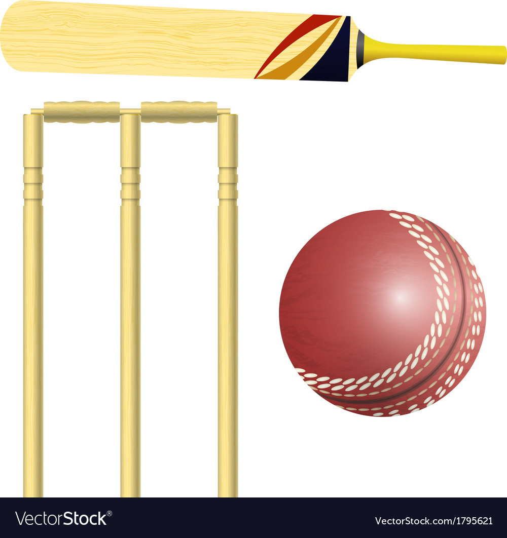 Items for cricket vector | Price: 1 Credit (USD $1)