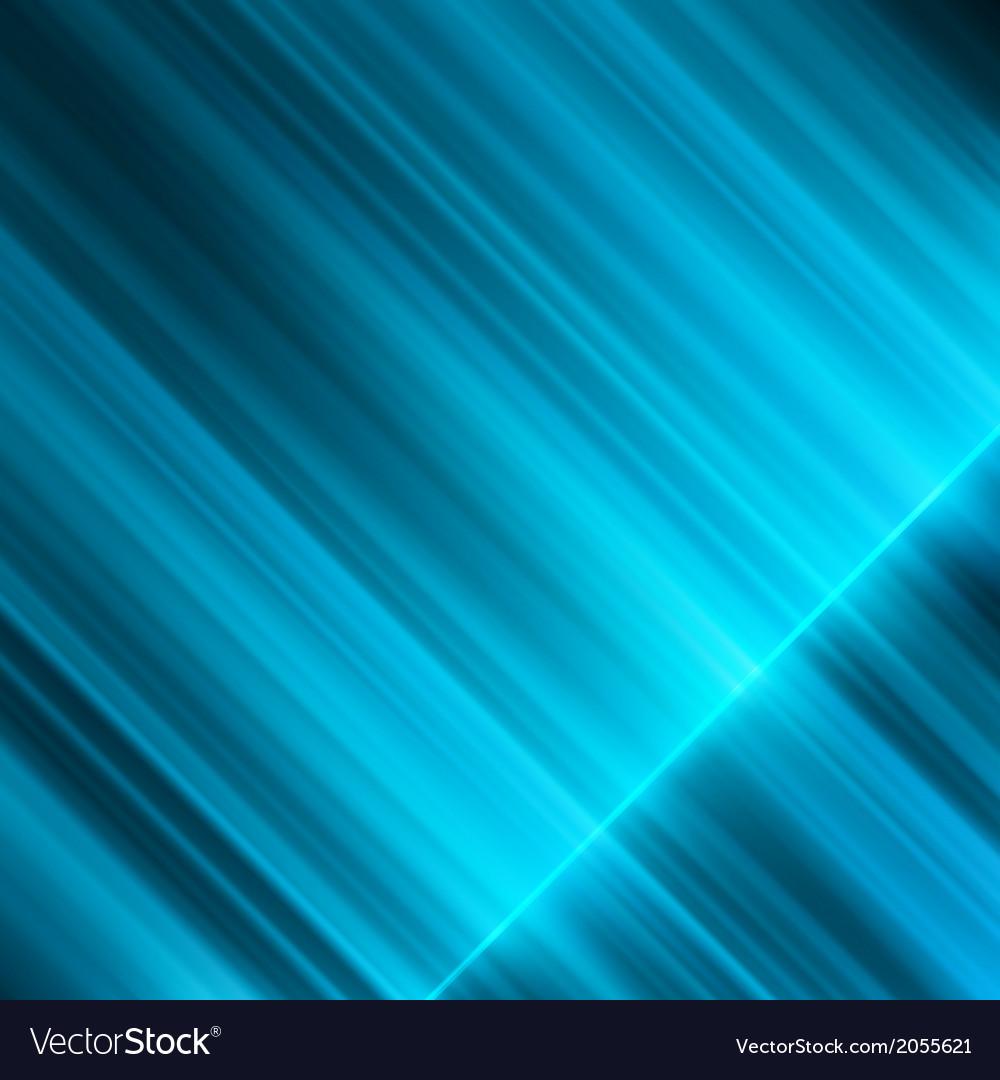 Northern light line on black eps 10 vector | Price: 1 Credit (USD $1)